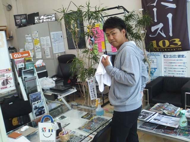 ランクルトミー札幌店(^o^)開店準備中_b0127002_8381660.jpg