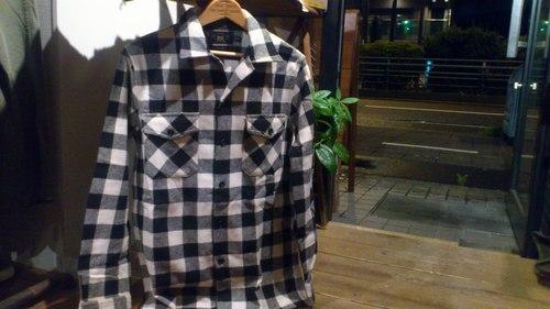 RRL WoolShirt!_b0247211_19375430.jpg