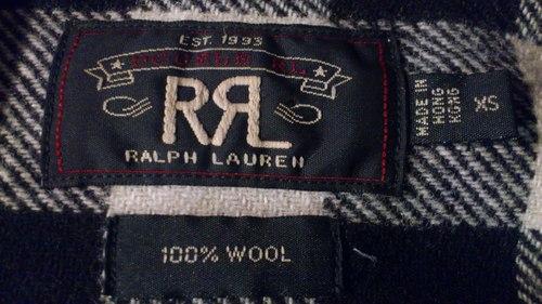 RRL WoolShirt!_b0247211_1938297.jpg
