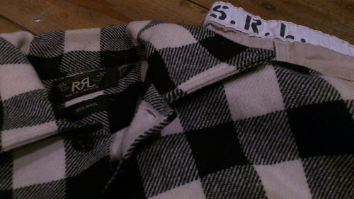 RRL WoolShirt!_b0247211_200480.jpg