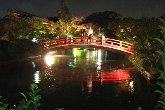神泉苑 観月会_e0048413_16562373.jpg