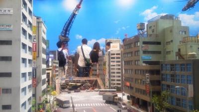 特撮博物館 ミニチュアで見る昭和平成の技_d0039216_19563368.jpg