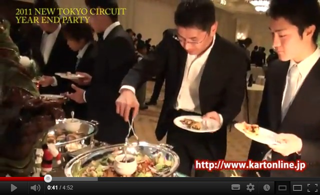 【年末表彰式】YEAR END PARTY 2011 ダイジェスト動画配信!_c0224820_1192582.jpg