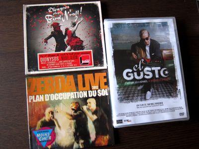 New Discs : Zebda, Dionysos, El Gusto_d0010432_091597.jpg