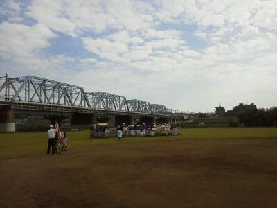 丸子地区少年野球大会開幕_d0057733_1102052.jpg