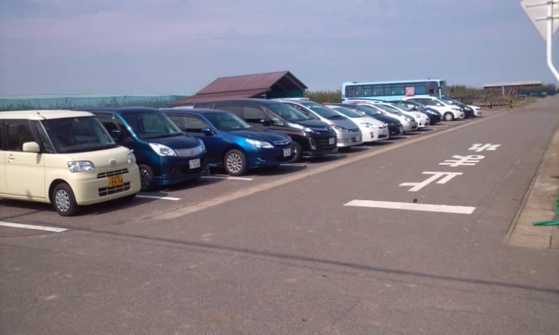 駐車場です。_a0232051_13271861.jpg