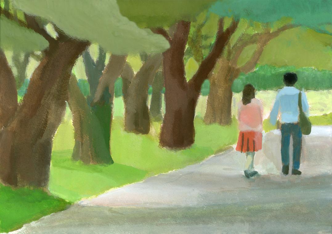 illustration break-ふたり_b0194880_18451390.jpg
