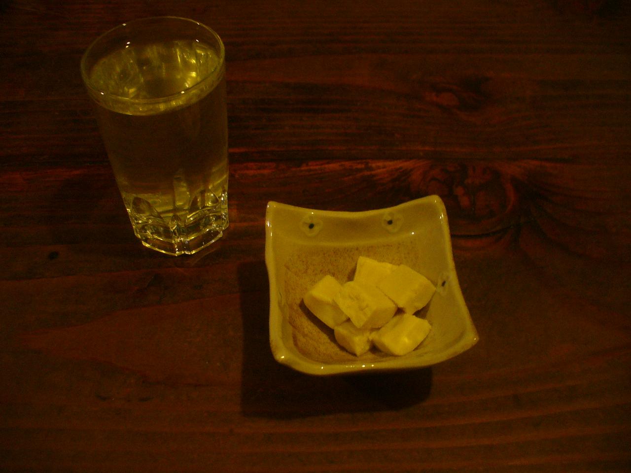 灘の地酒「5種厳選盛」濱田屋_c0061686_9234194.jpg