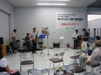 カラフルの仲間が、MCT(ミュージックシティ天神)に参加しました。_e0188087_22441013.jpg
