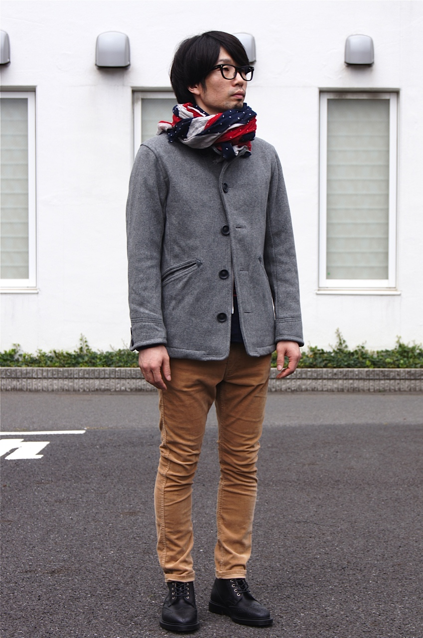 """uniform experiment & nonnative\"" Autumn Style!_c0079892_2018399.jpg"
