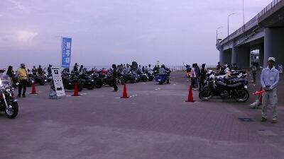 ピアパークバイクミーティング開催中です_d0235898_10163381.jpg