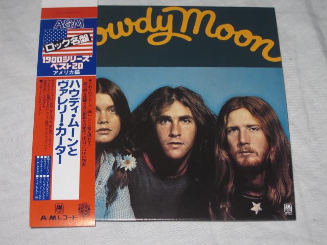 HOWDY MOON / HOWDY MOON (紙ジャケ)_b0042308_23113158.jpg