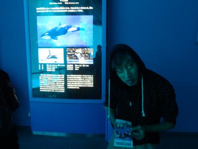 9/28名古屋港水族館へ外出~☆_a0154110_1230499.jpg