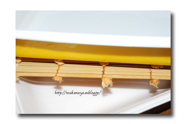 塩筋子(塩すじこ) ........ 自家製 ☆ 生筋子の塩漬けレシピ/作り方_d0069838_1153524.jpg