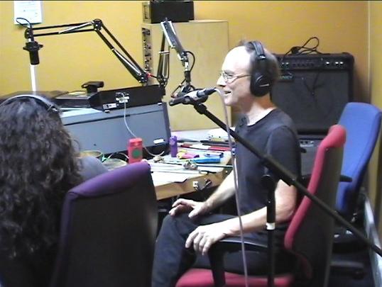 ユミ&ガイ・ハリーズ with クリス・カトラー生放送しました Yumi & Guy with Chris Cutler Resonance FM_c0129545_8264426.jpg