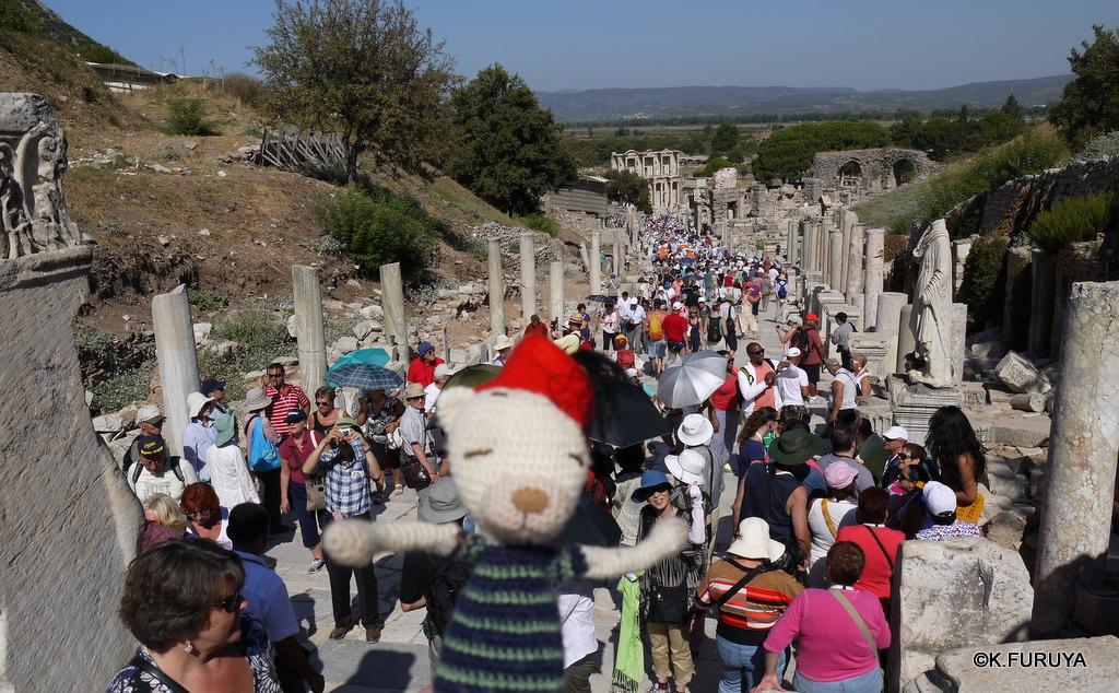 トルコ旅行記 4  古代遺跡 エフェス_a0092659_17354644.jpg