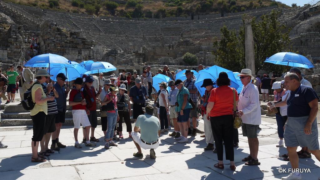 トルコ旅行記 4  古代遺跡 エフェス_a0092659_1750644.jpg