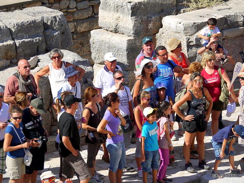 トルコ旅行記 4  古代遺跡 エフェス_a0092659_1802618.jpg