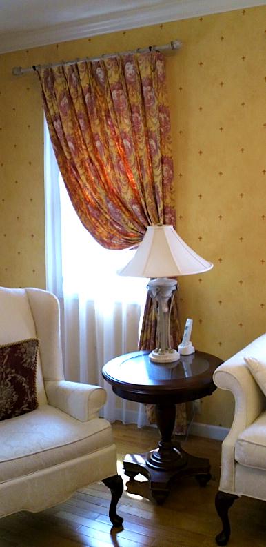 カーテンの丈お直し。_c0157866_1951918.jpg