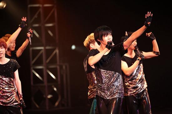 """チワワ系韓国アイドル""""SHU-I""""初の全国ツアーを完走!_e0197970_12501018.jpg"""