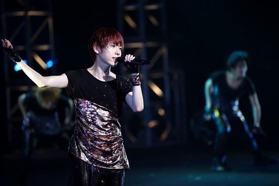 """チワワ系韓国アイドル""""SHU-I""""初の全国ツアーを完走!_e0197970_12501684.jpg"""