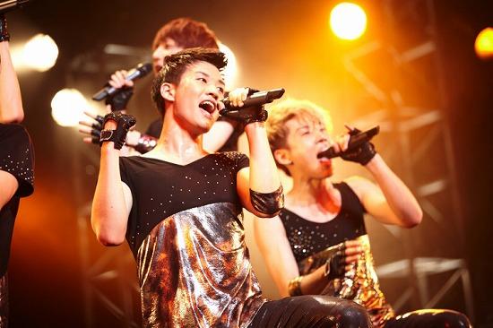 """チワワ系韓国アイドル""""SHU-I""""初の全国ツアーを完走!_e0197970_12502191.jpg"""