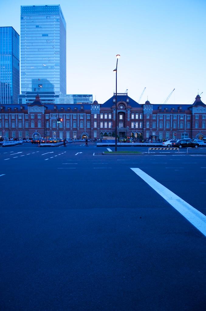 またまた東京駅(^_^;)_b0247073_2338794.jpg