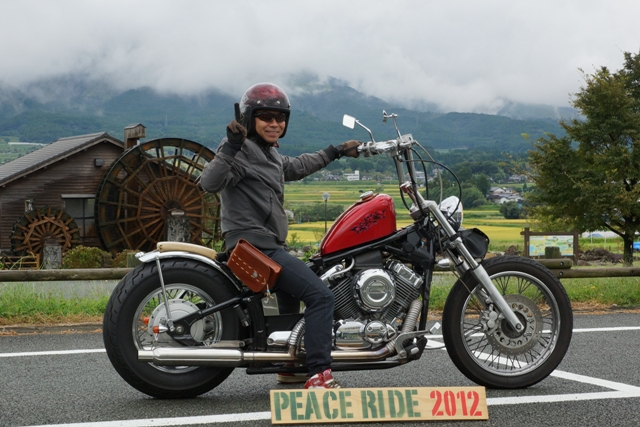 2012【臨時】PEACE RIDE 午前の部_b0196590_101392.jpg