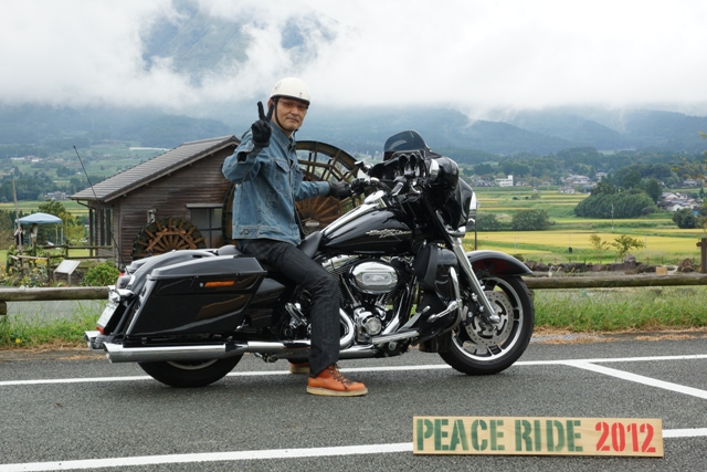 2012【臨時】PEACE RIDE 午前の部_b0196590_10155321.jpg
