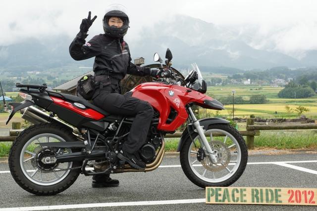 2012【臨時】PEACE RIDE 午前の部_b0196590_10191145.jpg