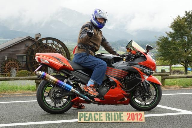 2012【臨時】PEACE RIDE 午前の部_b0196590_10192473.jpg