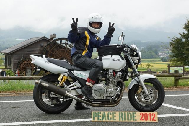 2012【臨時】PEACE RIDE 12:00~13:00の部_b0196590_10385796.jpg