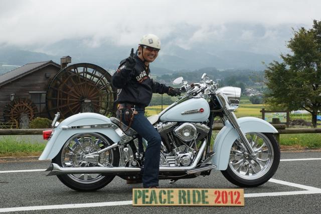 2012【臨時】PEACE RIDE 12:00~13:00の部_b0196590_1039650.jpg