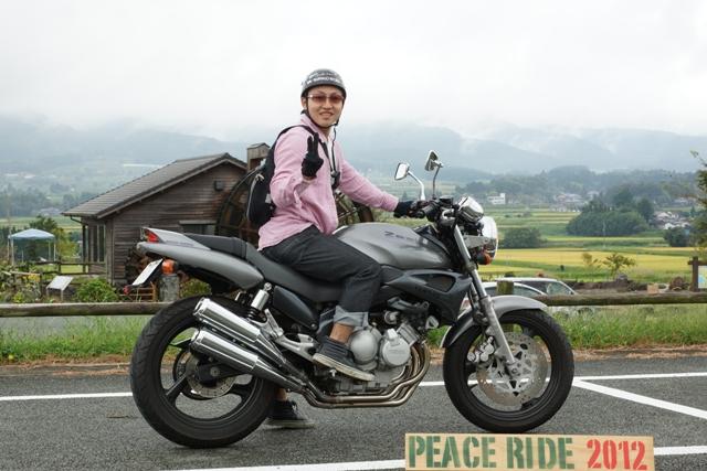 2012【臨時】PEACE RIDE 12:00~13:00の部_b0196590_10401018.jpg