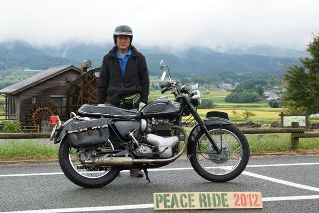 2012【臨時】PEACE RIDE 午前の部_b0196590_9595612.jpg