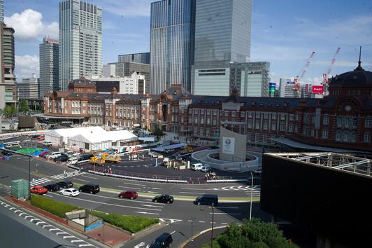 東京駅完成前日_a0271402_21341967.jpg
