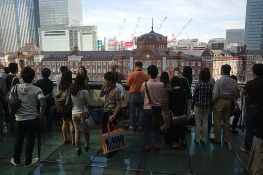 東京駅完成前日_a0271402_21353223.jpg