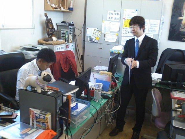 ランクルトミー札幌店(^o^)開店準備中!_b0127002_903077.jpg
