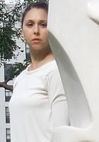 NYのアートフェスティバルで恒例のアートとダンスの融合パフォーマンス_b0007805_12442615.jpg
