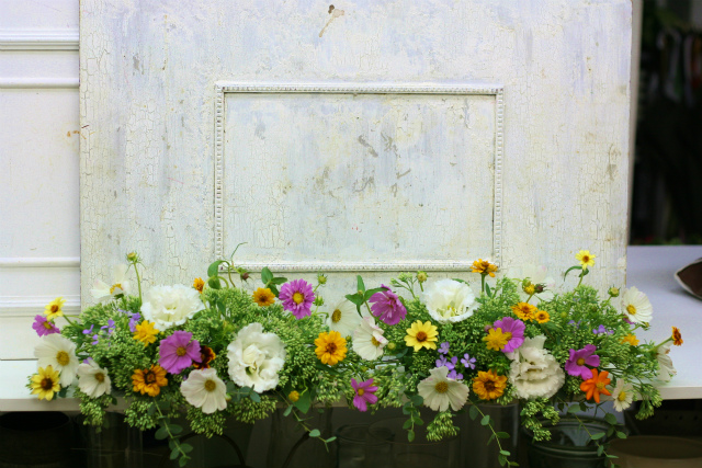一会定期スクール9月 祭壇装花またはメインテーブル装花2_a0042928_18384977.jpg