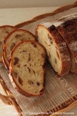 パン教室で「いちじくと胡桃の田舎パン」!_a0165538_851261.jpg