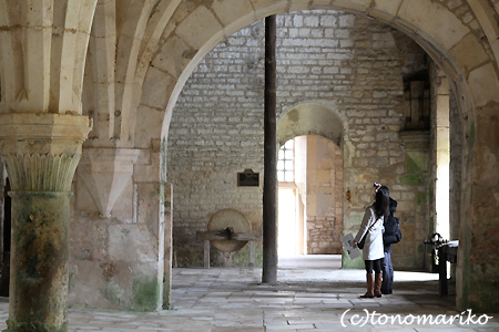 世界遺産「フォントネー修道院」_c0024345_22522551.jpg