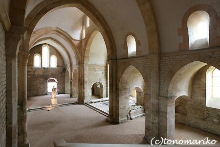 世界遺産「フォントネー修道院」_c0024345_22533819.jpg