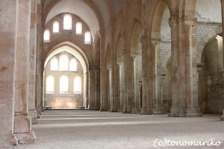 世界遺産「フォントネー修道院」_c0024345_2253977.jpg