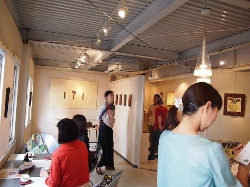 生活の中で楽しめる漆と日本画_a0131787_1214693.jpg