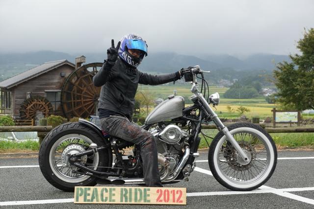 2012【臨時】PEACE RIDE 12:00~13:00の部_b0196590_1917405.jpg