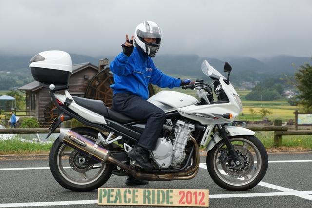 2012【臨時】PEACE RIDE 12:00~13:00の部_b0196590_1918772.jpg
