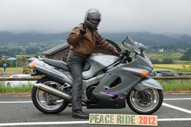 2012【臨時】PEACE RIDE 12:00~13:00の部_b0196590_19193951.jpg