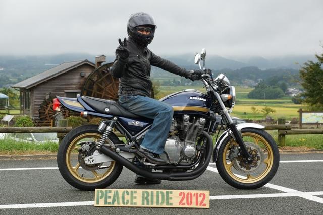 2012【臨時】PEACE RIDE 12:00~13:00の部_b0196590_19223749.jpg
