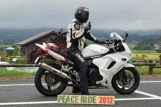 2012【臨時】PEACE RIDE 12:00~13:00の部_b0196590_19235127.jpg